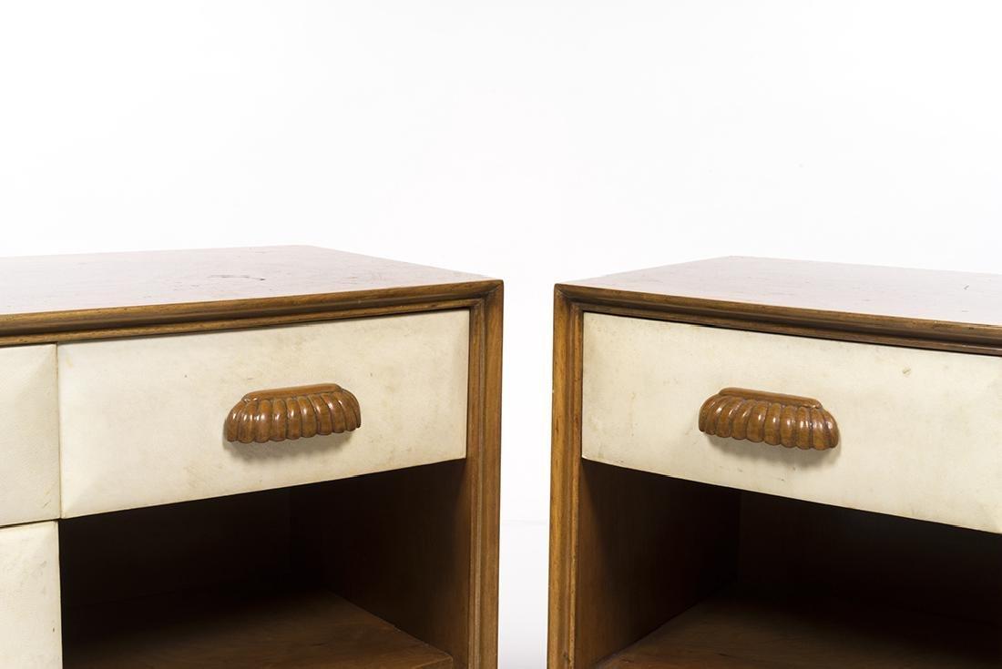 Osvaldo Borsani Bedside Cabinets (2) - 4