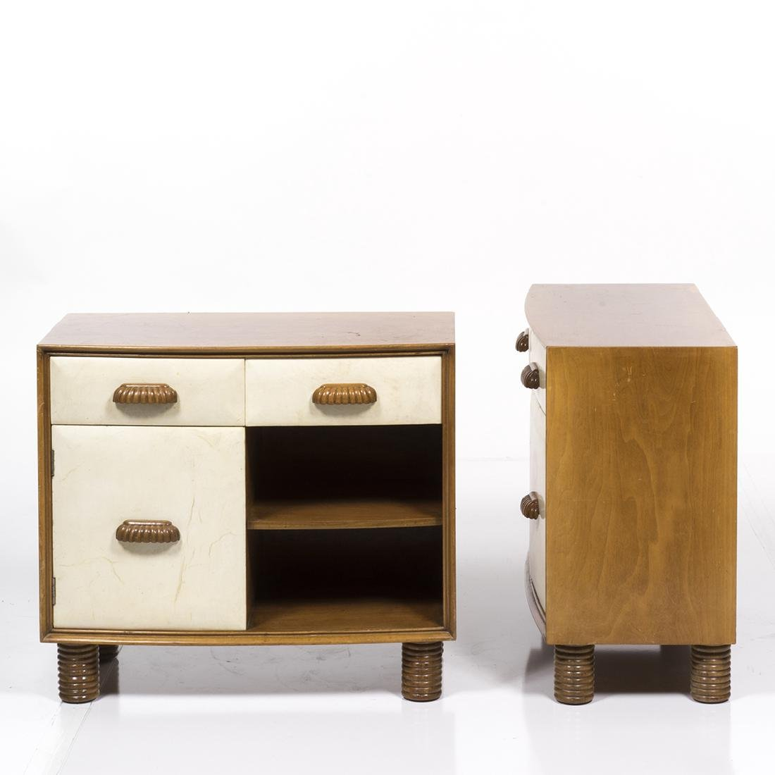 Osvaldo Borsani Bedside Cabinets (2) - 5