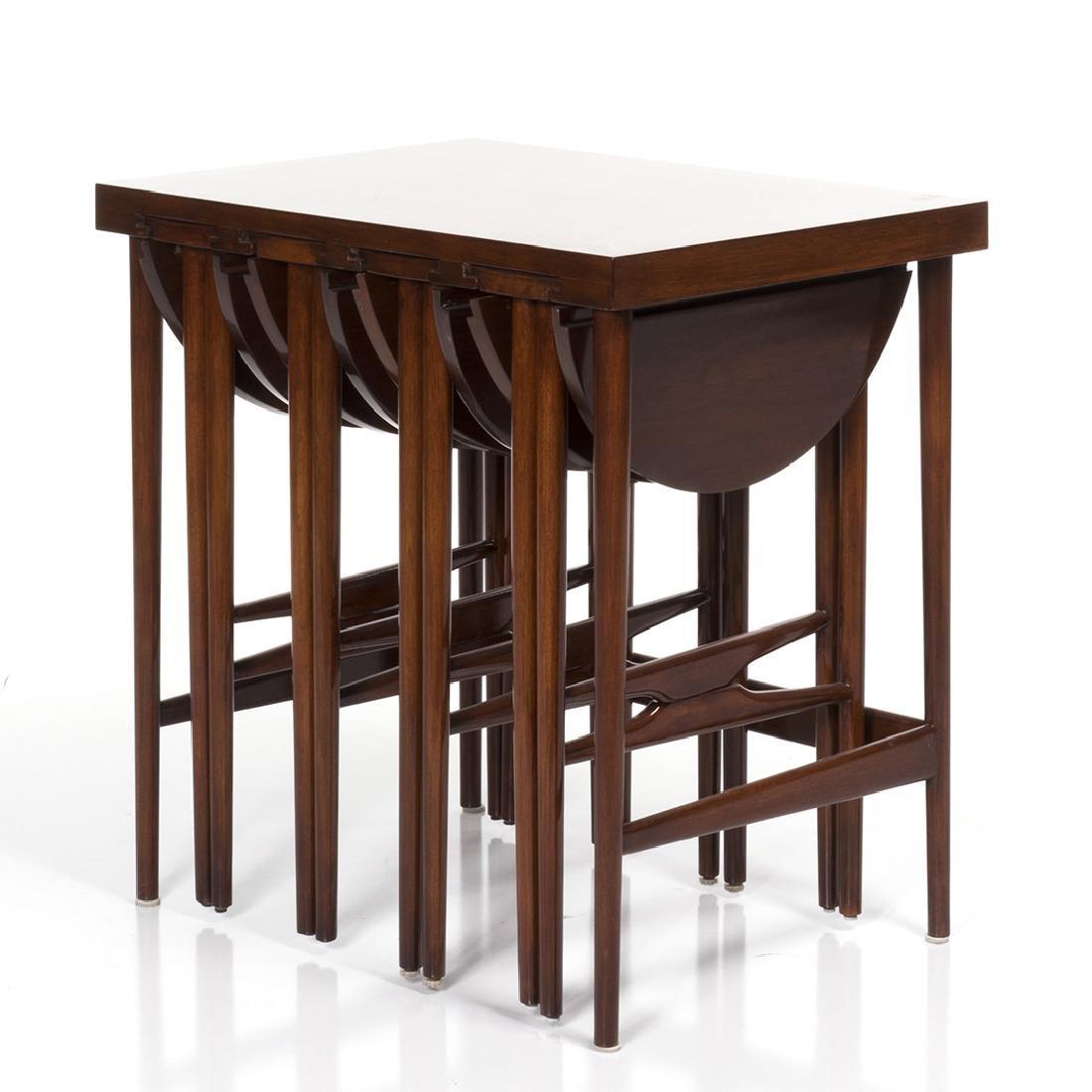 Bertha Schaeffer Nesting Tables - 2