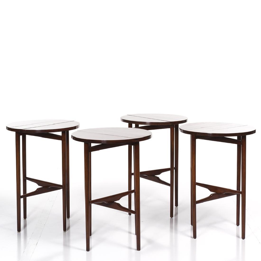 Bertha Schaeffer Nesting Tables - 3