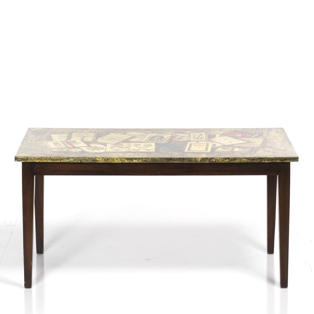 Piero Fornasetti Libri Coffee Table - 2