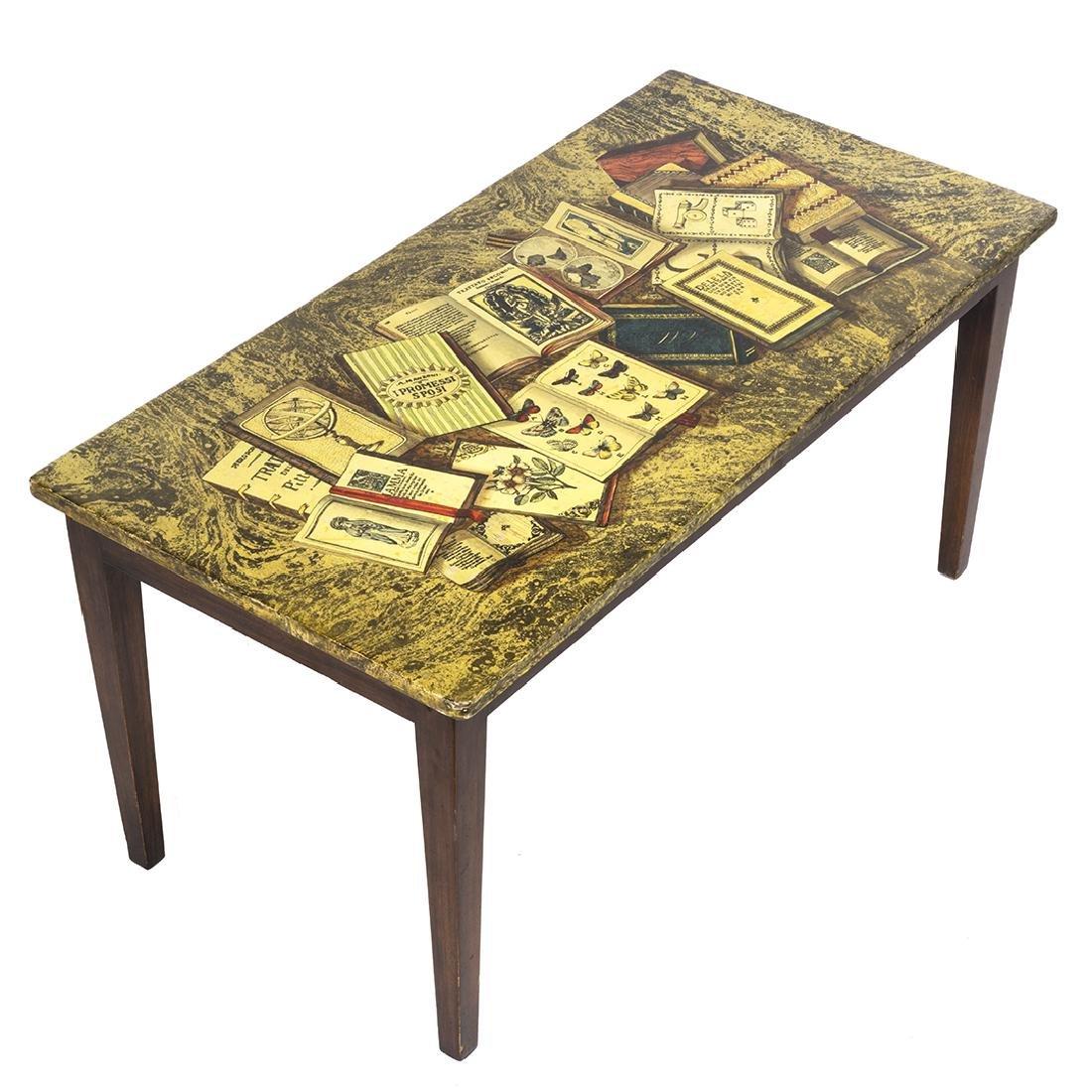 Piero Fornasetti Libri Coffee Table - 3