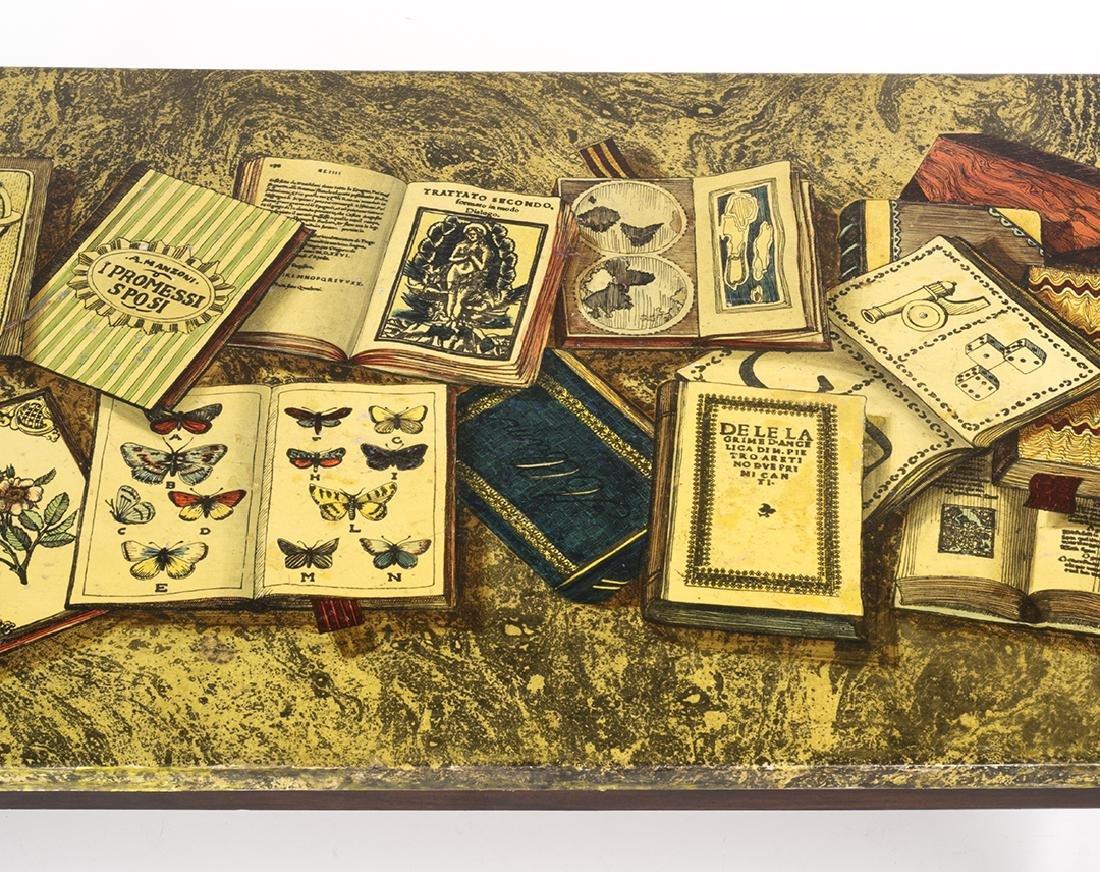 Piero Fornasetti Libri Coffee Table - 6
