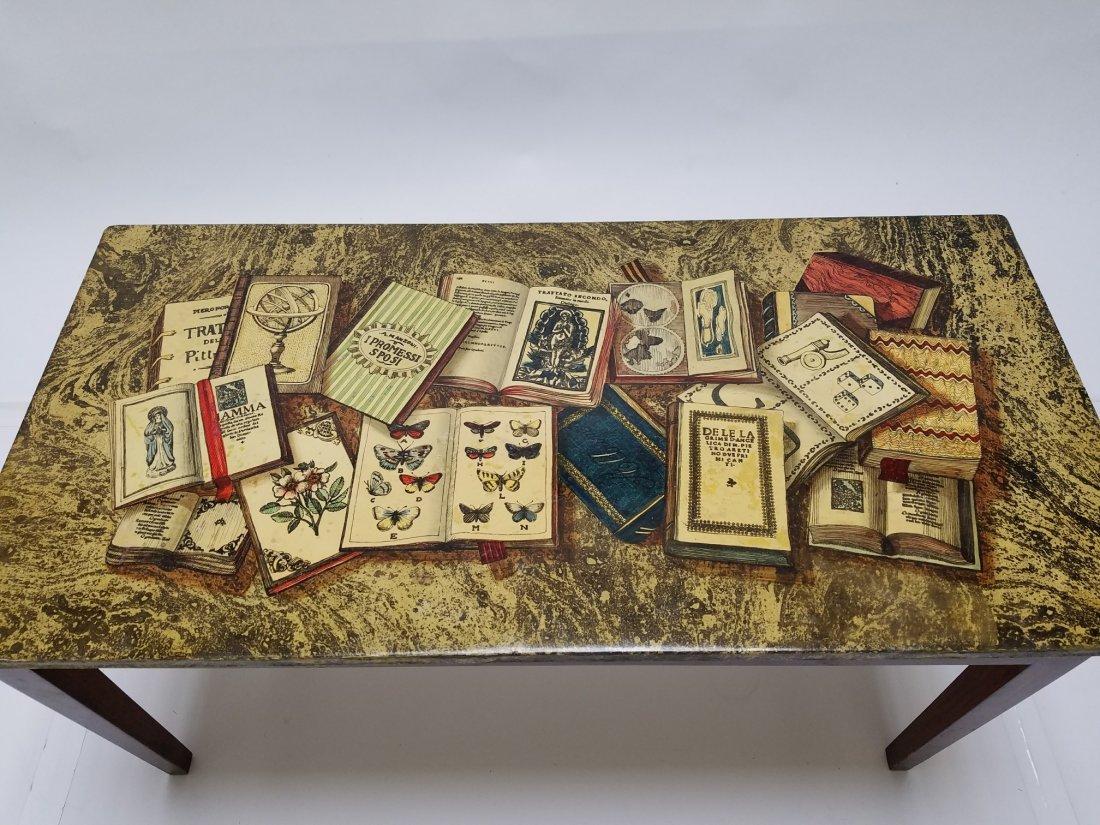 Piero Fornasetti Libri Coffee Table - 8
