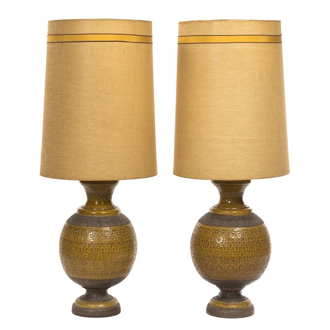 Aldo Londi Bitossi Lamps (2)
