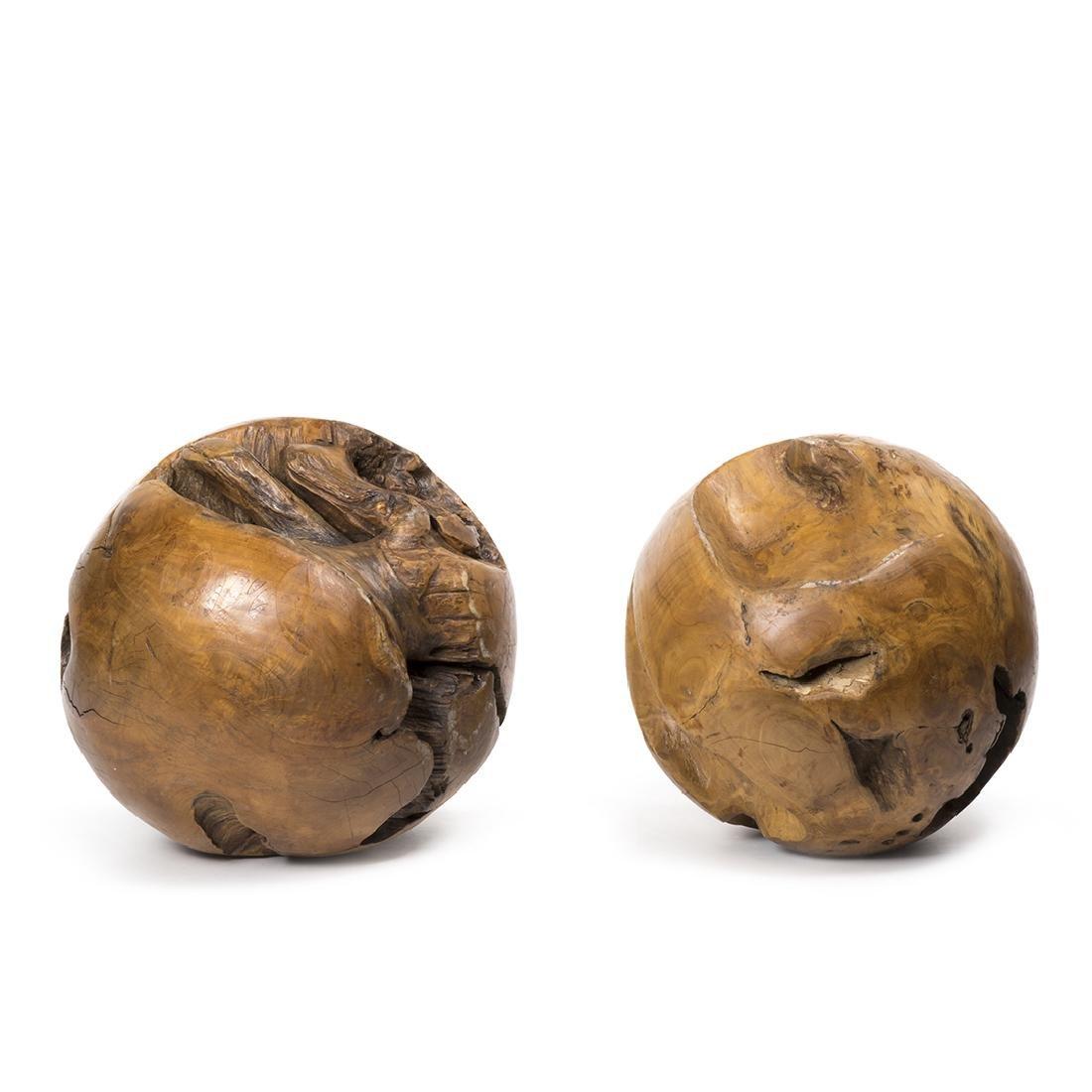 Big Burlwood Balls (2)