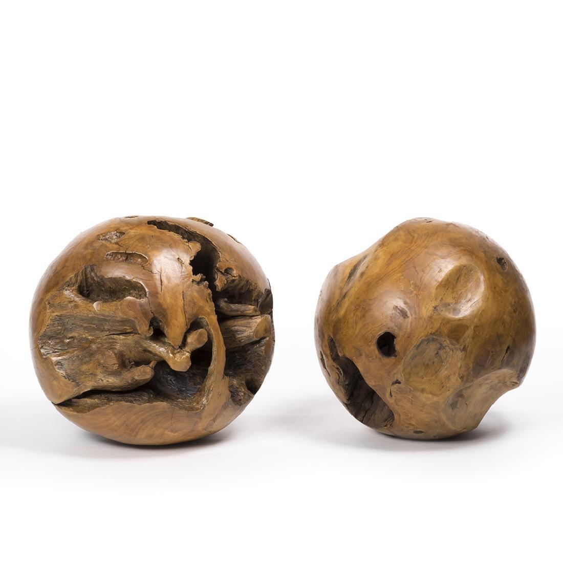 Big Burlwood Balls (2) - 2