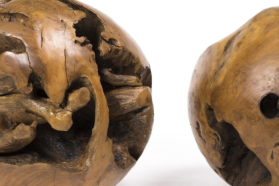 Big Burlwood Balls (2) - 4