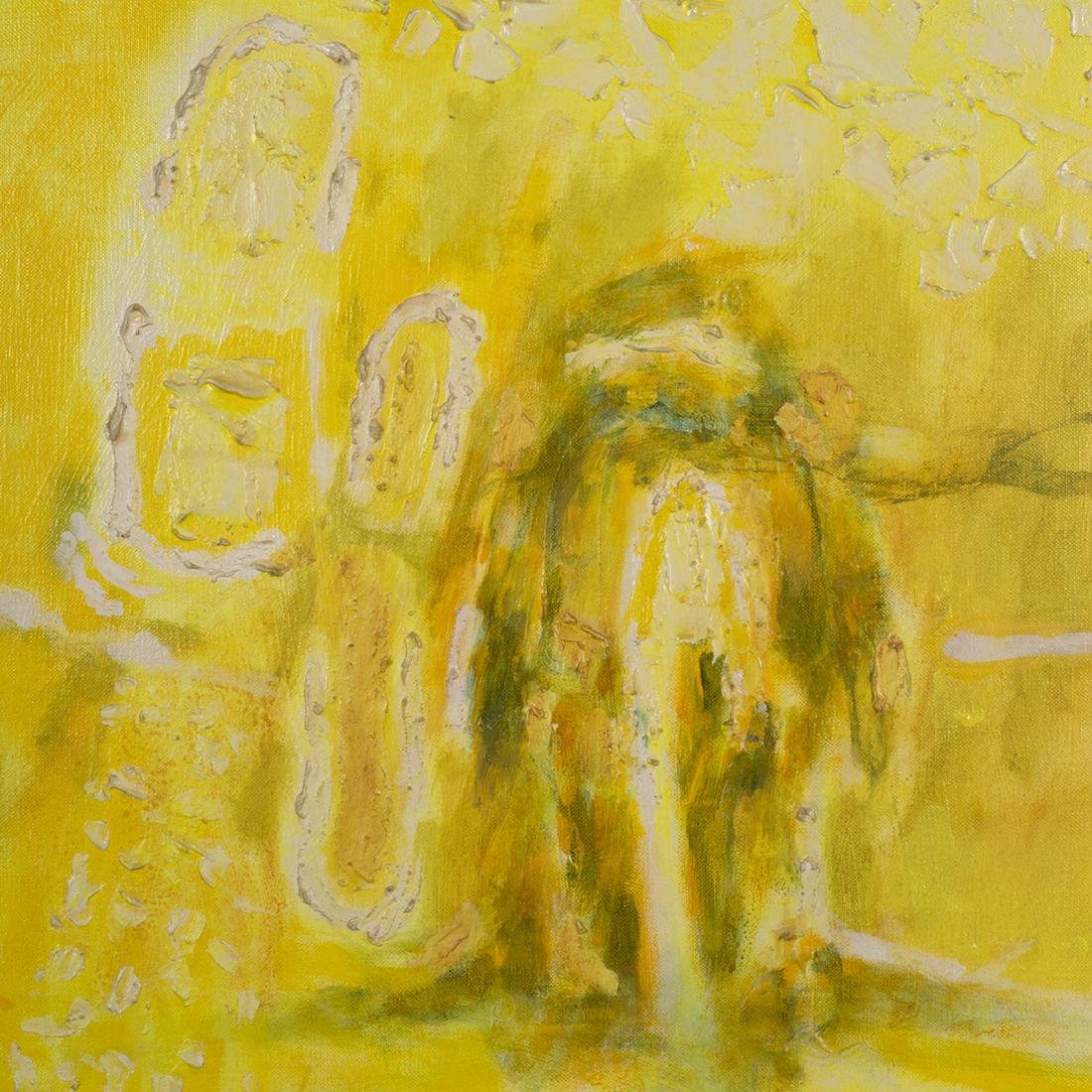 Richard Bowman Oil on Canvas/Mixed Media (2) - 2