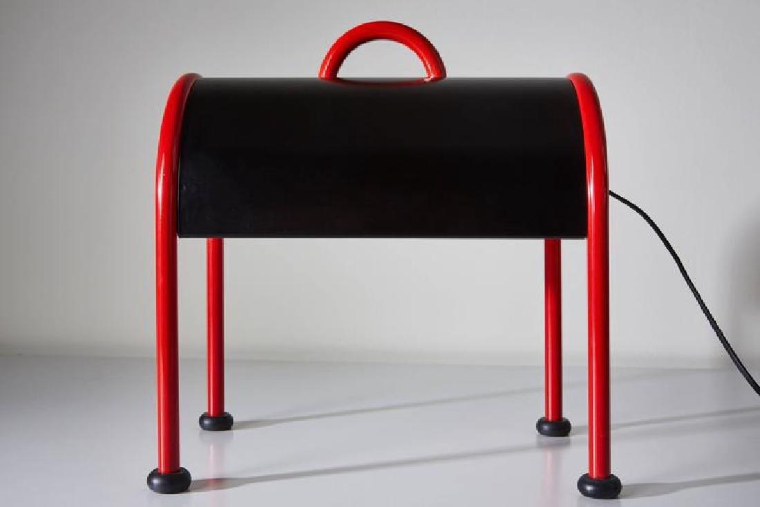 Ettore Sottsass Valigia Desk Lamp - 3