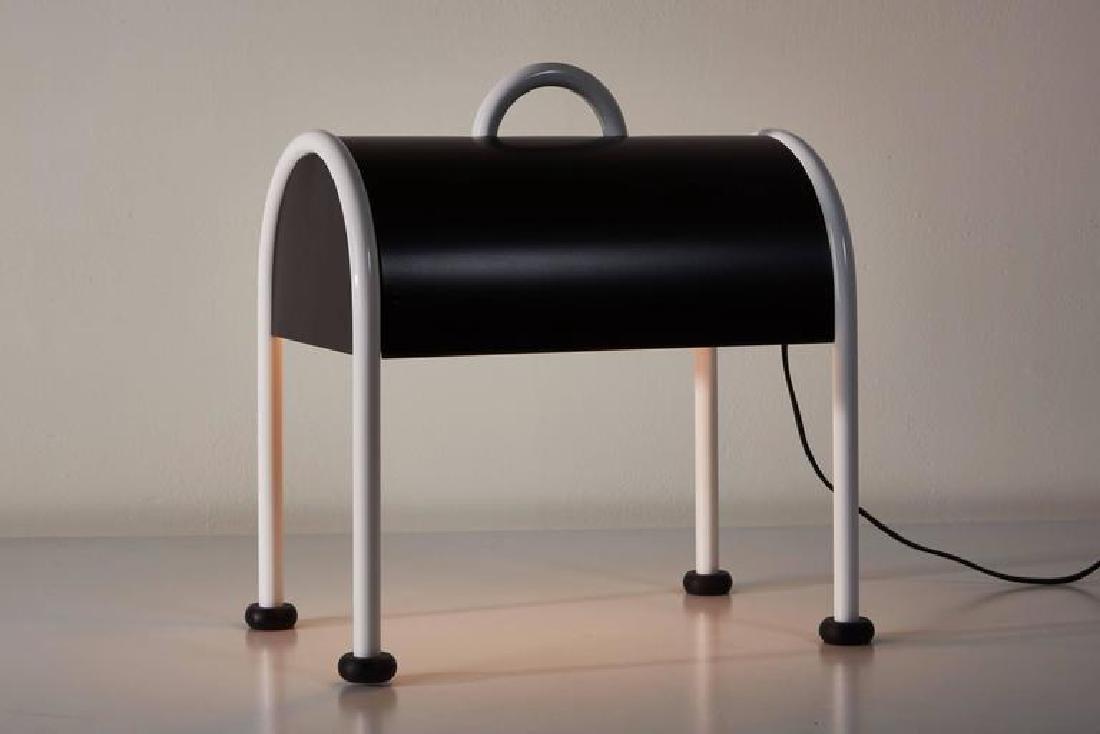 Ettore Sottsass Valigia Desk Lamp - 2