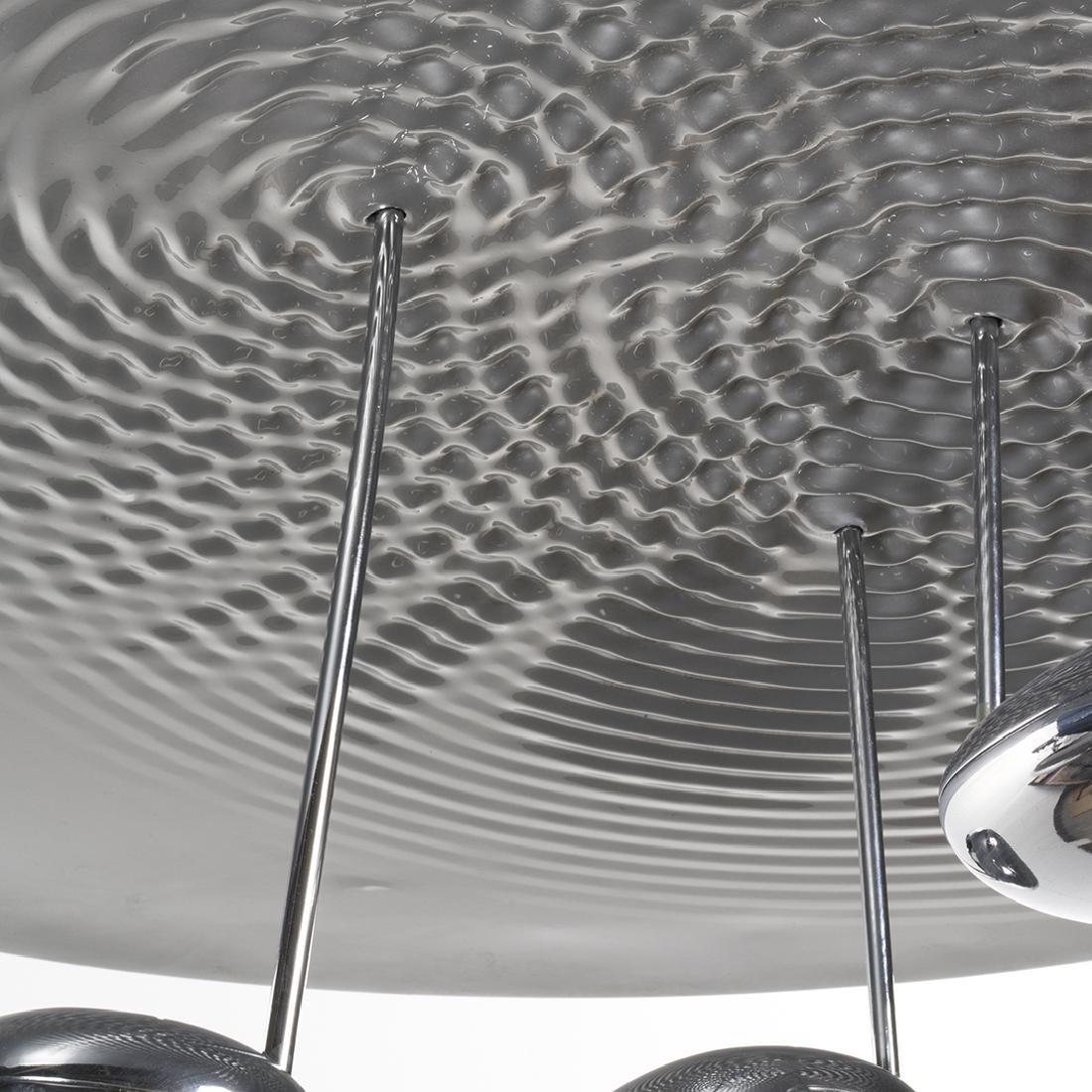 Ross Lovegrove Droplet Suspension Light - 2