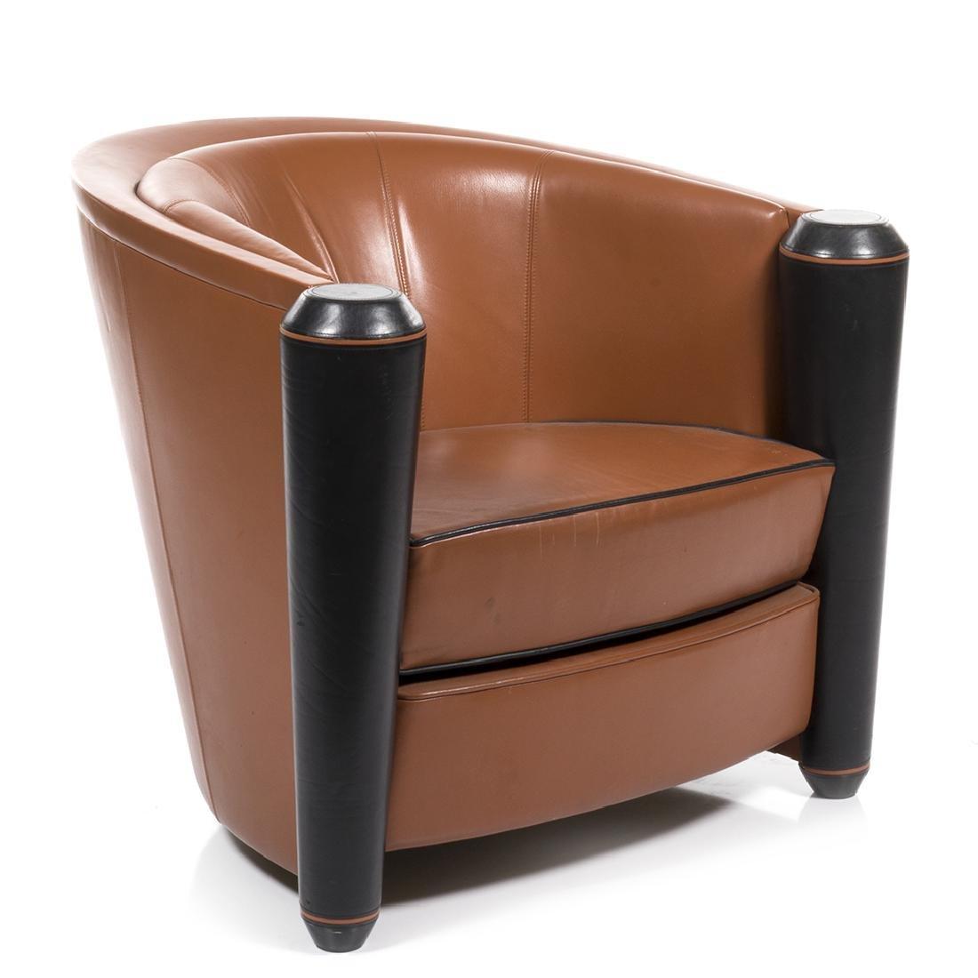 Adam Tihany Club Chair