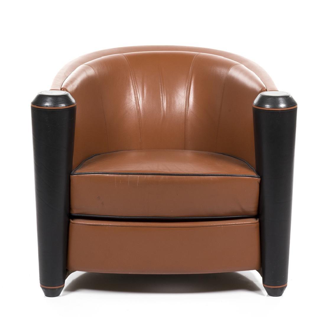 Adam Tihany Club Chair - 2