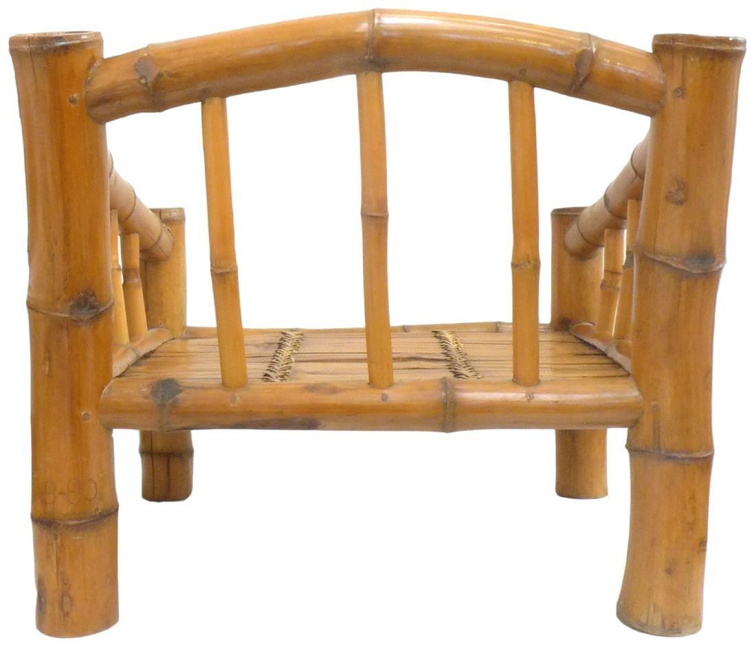 American Organic Design Bamboo Chairs (2) - 5