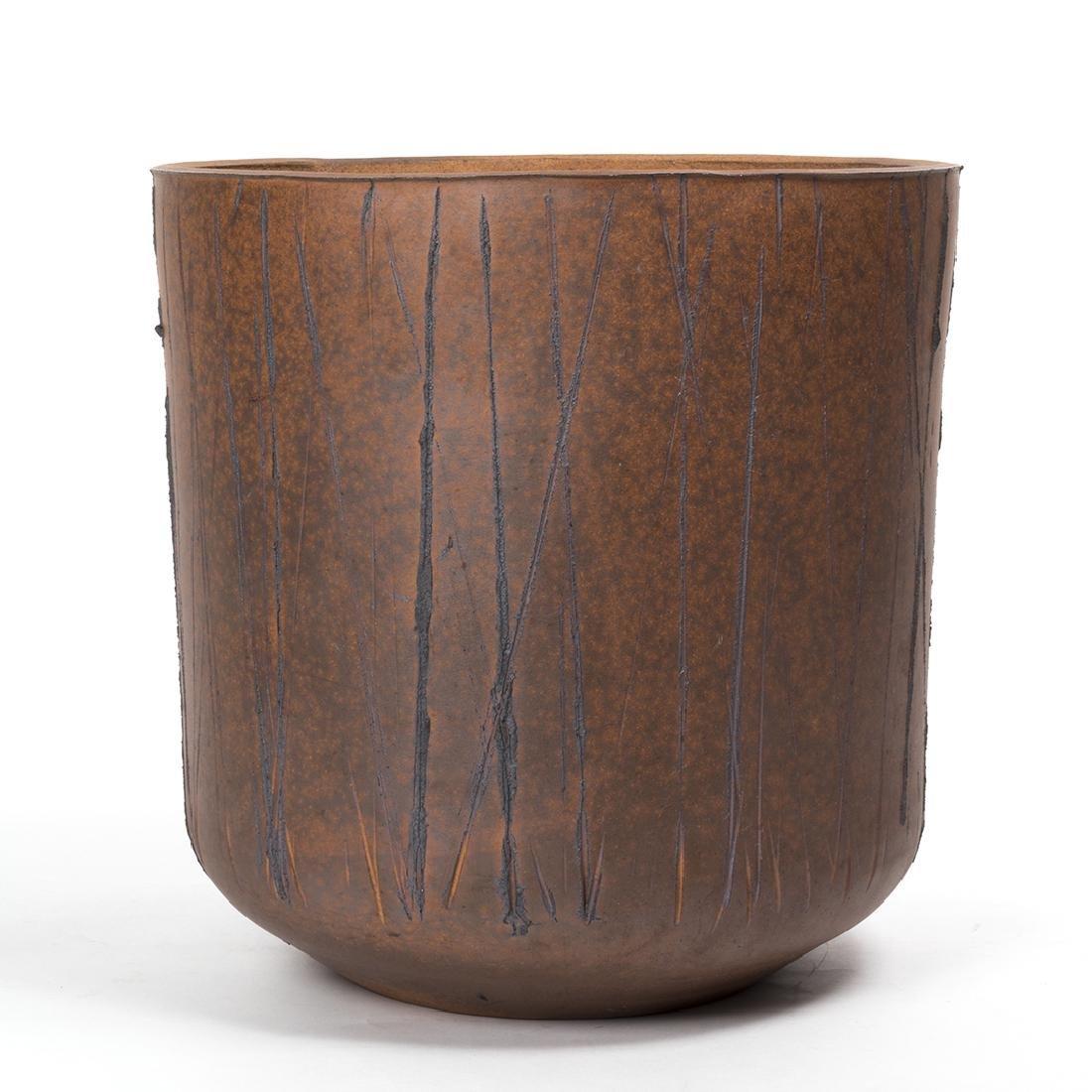 David Cressey Stoneware Planter - 3