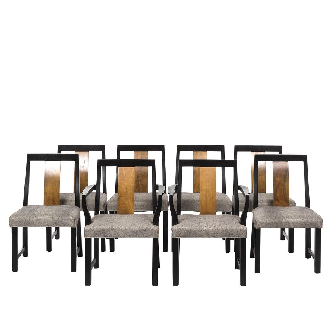 Edward Wormley Dining Chairs (8)