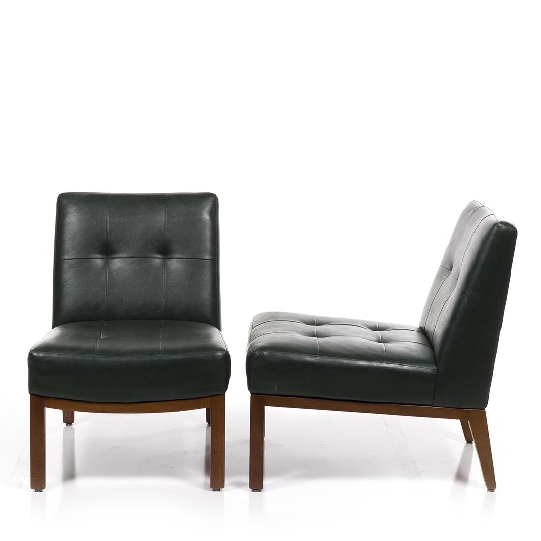 Edward Wormley Slipper Chairs (2) - 2
