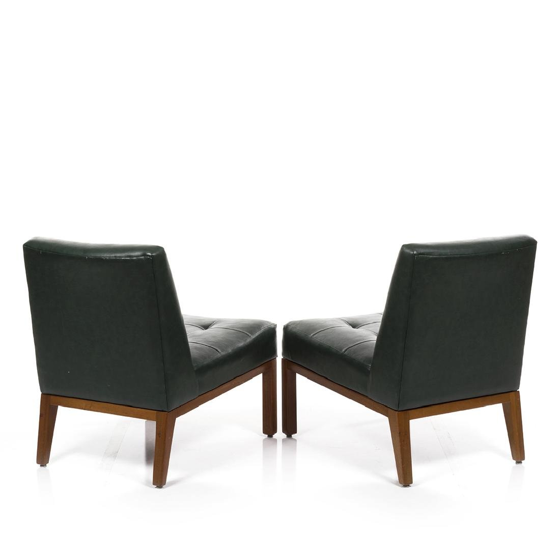 Edward Wormley Slipper Chairs (2) - 3
