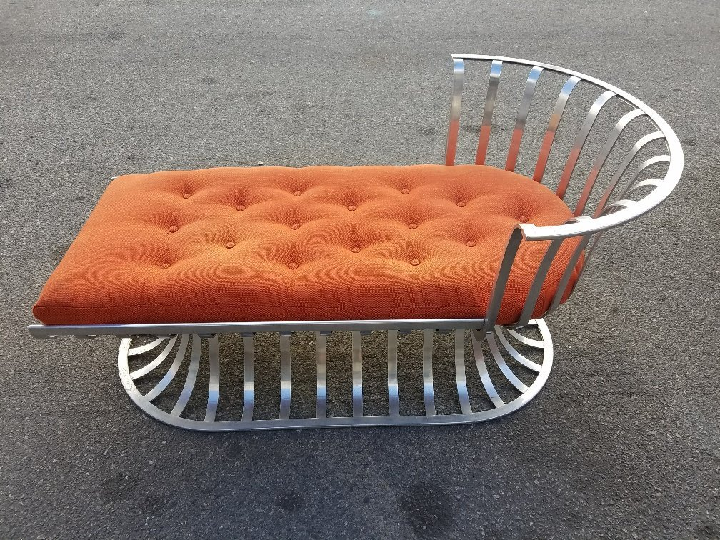 Russell Woodard Chaise Lounge - 2