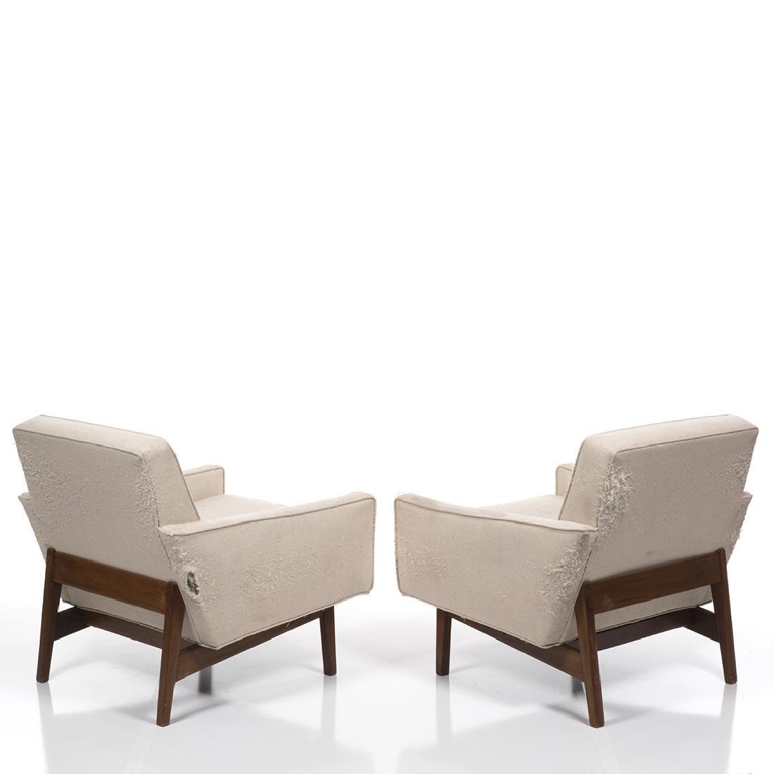 Jens Risom Lounge Chairs (2) - 3