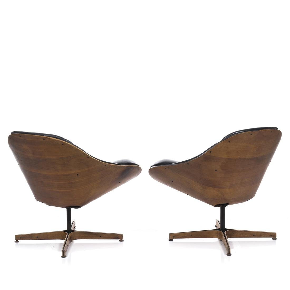 George Mulhauser Lounge Chairs (2) - 2