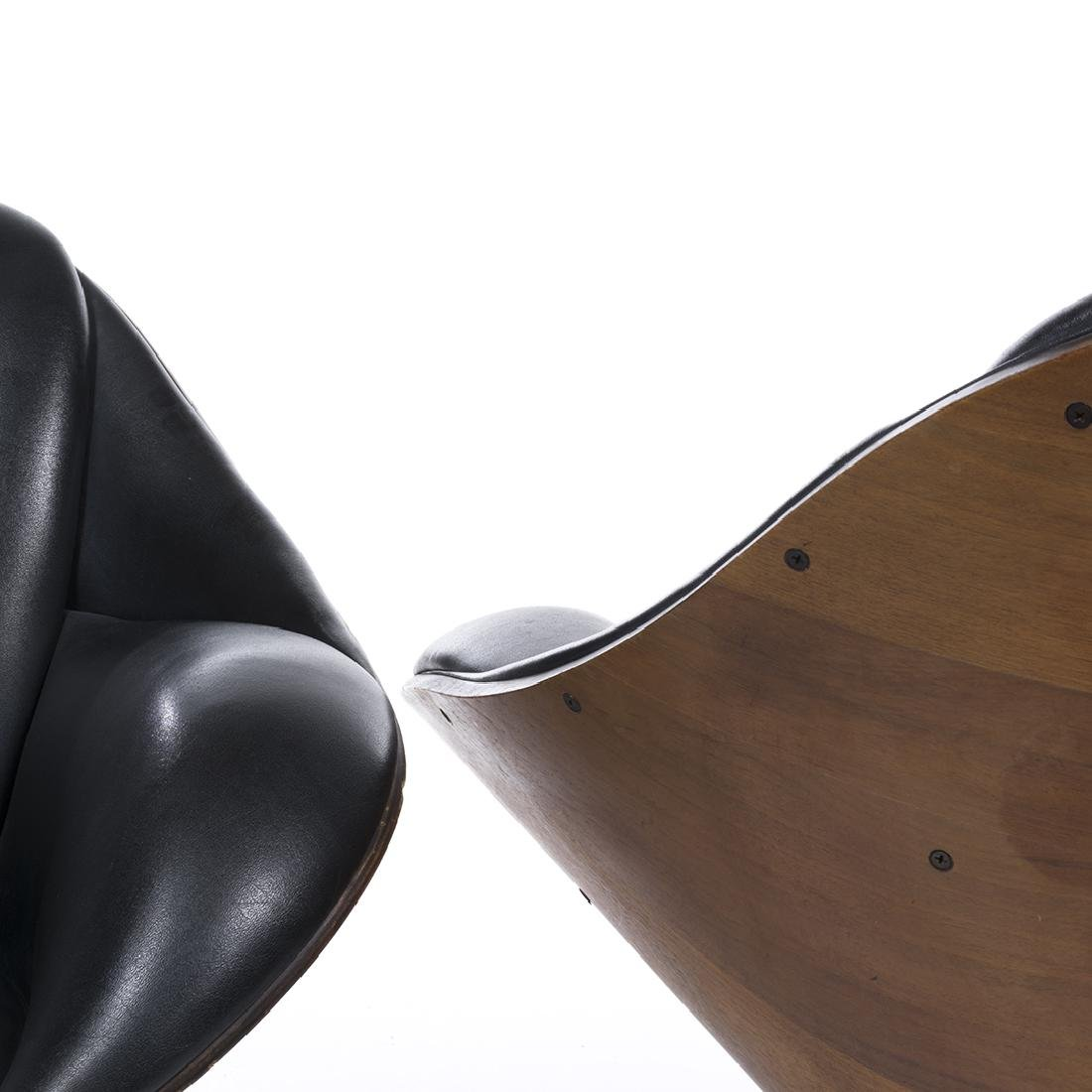 George Mulhauser Lounge Chairs (2) - 4