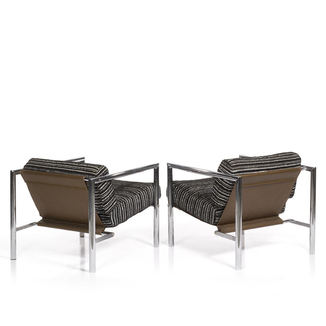 Jean Ginat Club Chairs (2) - 3