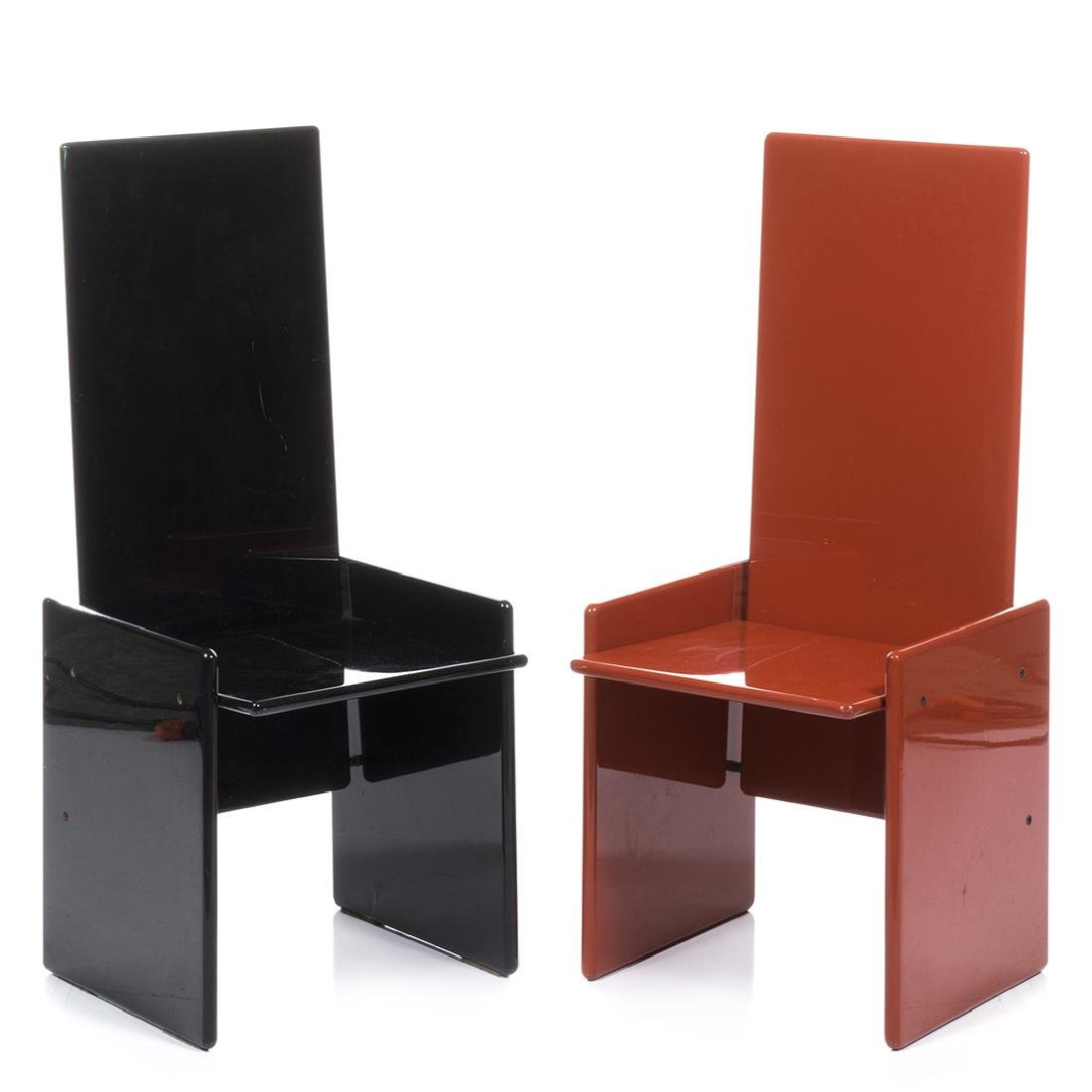 Kazuhide Takahama Kazuki Chairs (2)