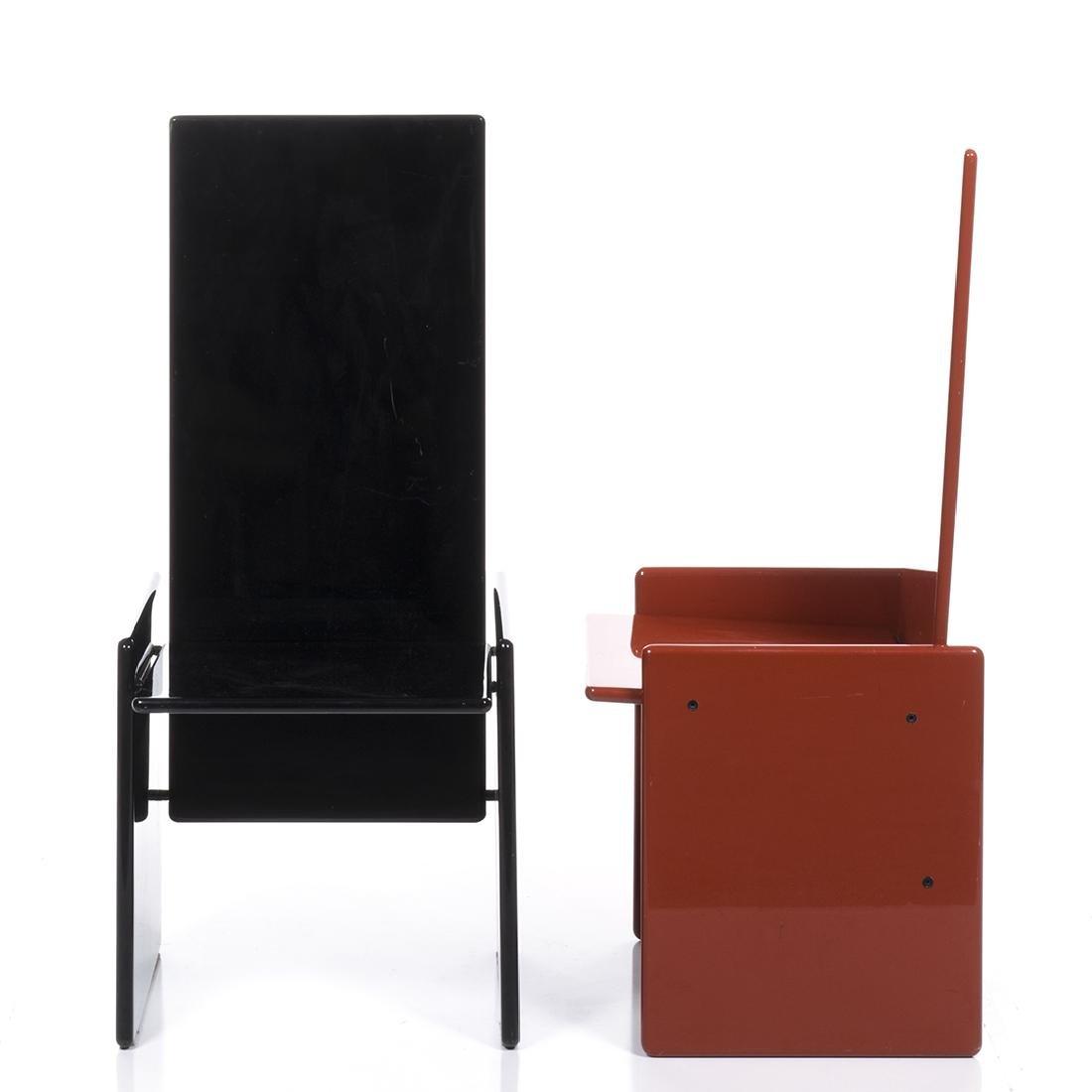 Kazuhide Takahama Kazuki Chairs (2) - 2