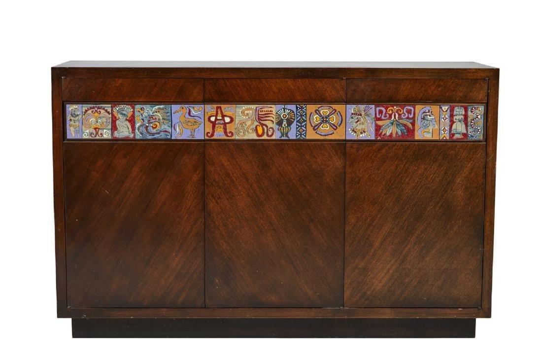 Modernist Cabinet