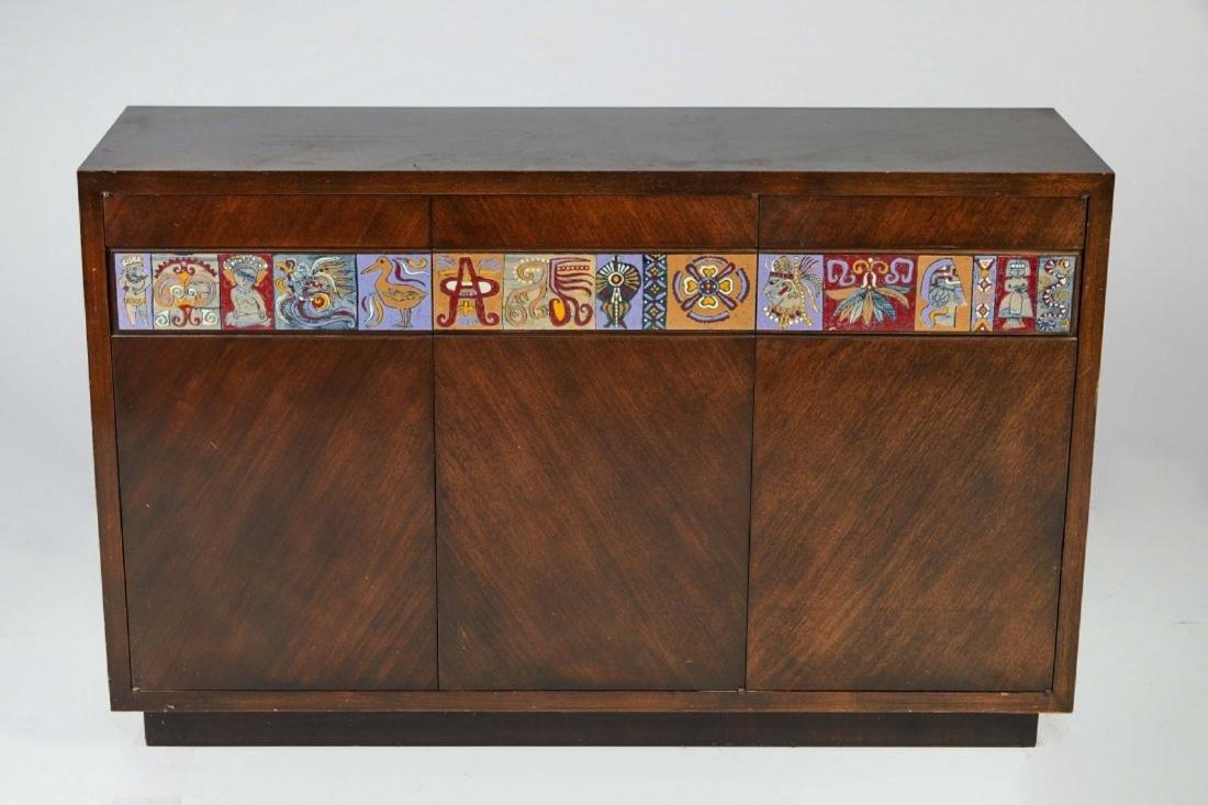 Modernist Cabinet - 2
