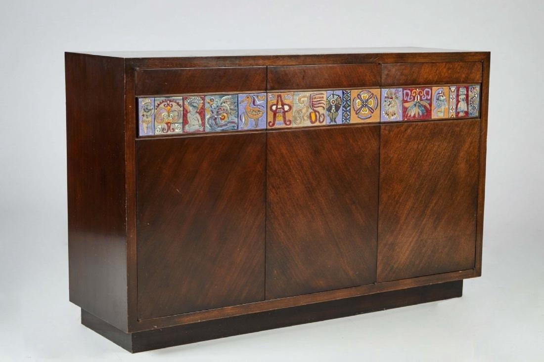 Modernist Cabinet - 5