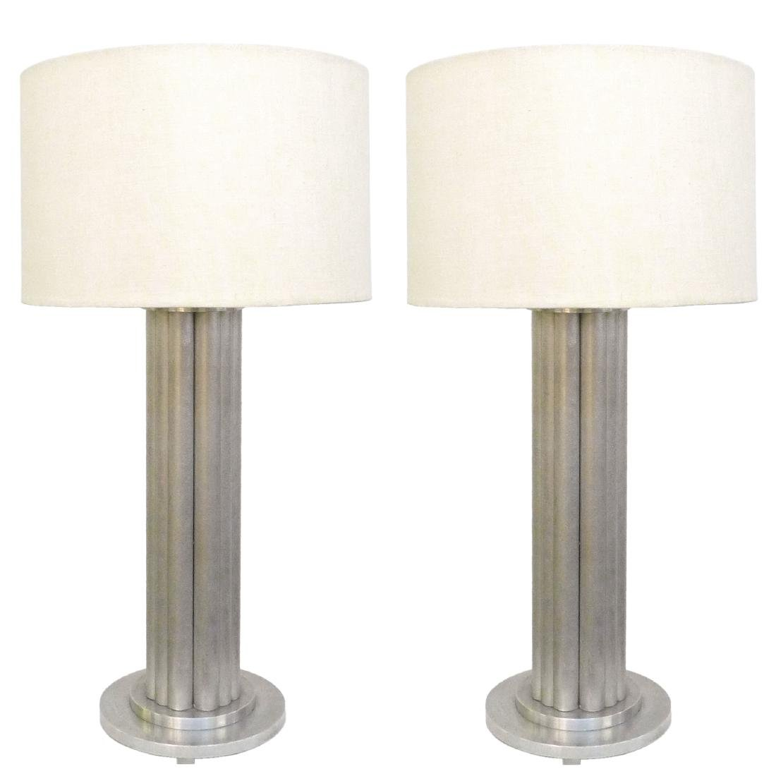 Art Deco Table Lamps (2)