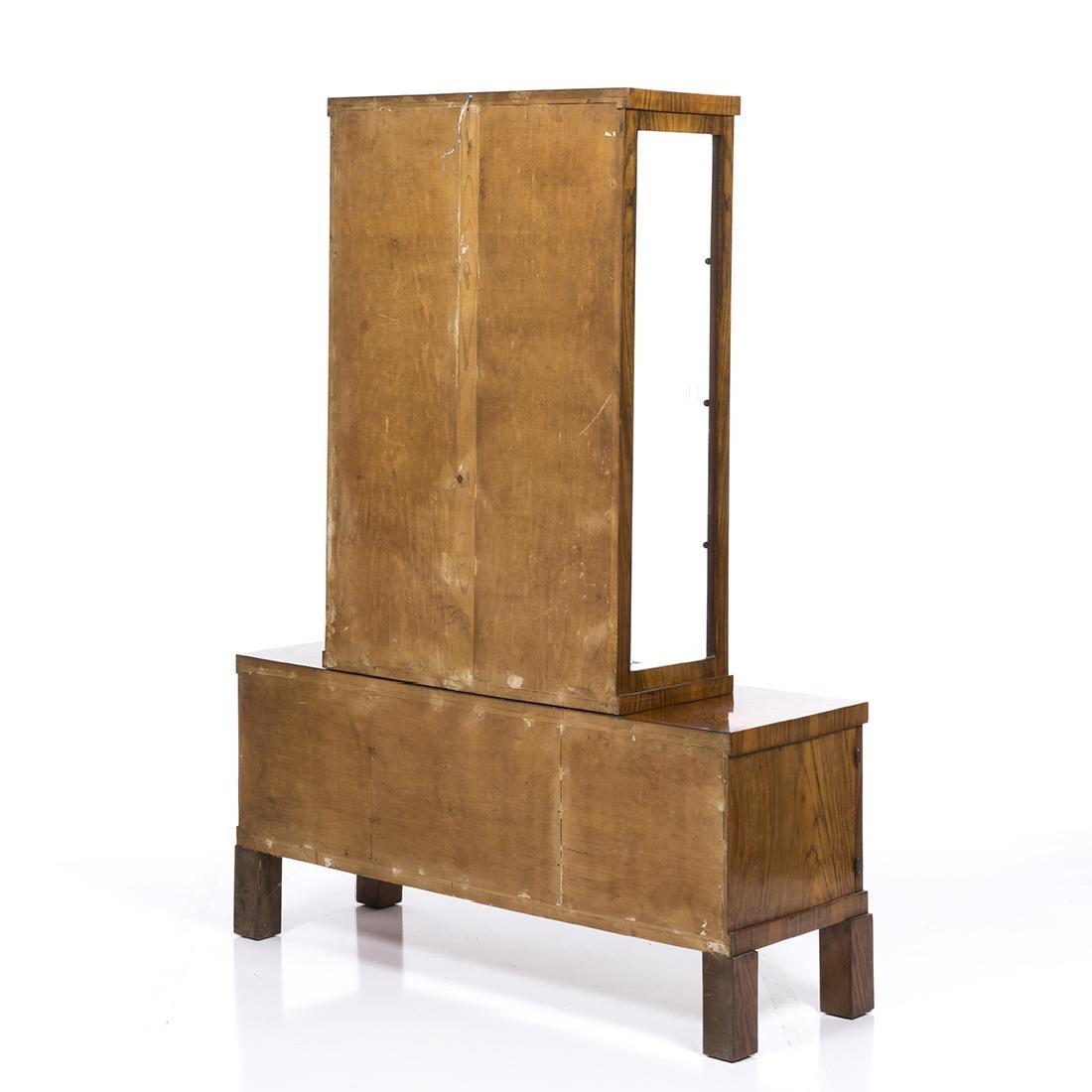 Rosewood Art Deco Cabinet - 3