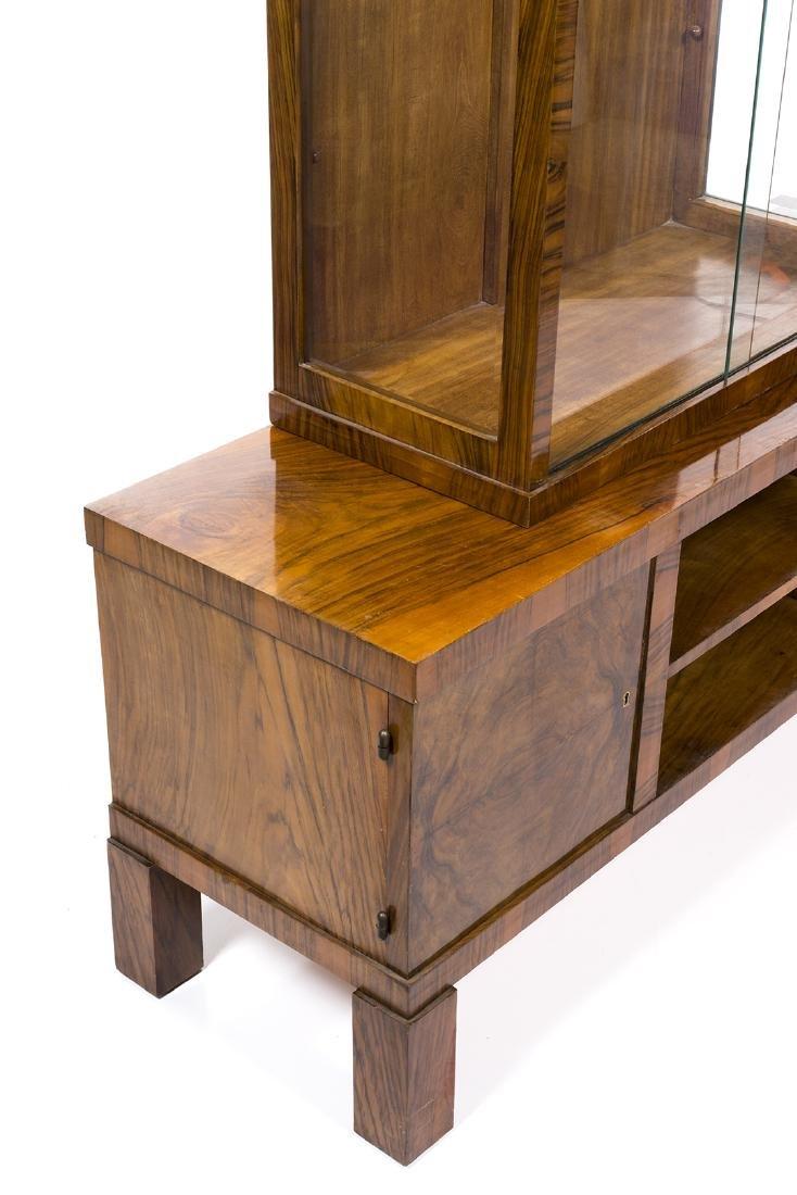 Rosewood Art Deco Cabinet - 4