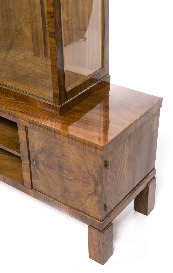 Rosewood Art Deco Cabinet - 5