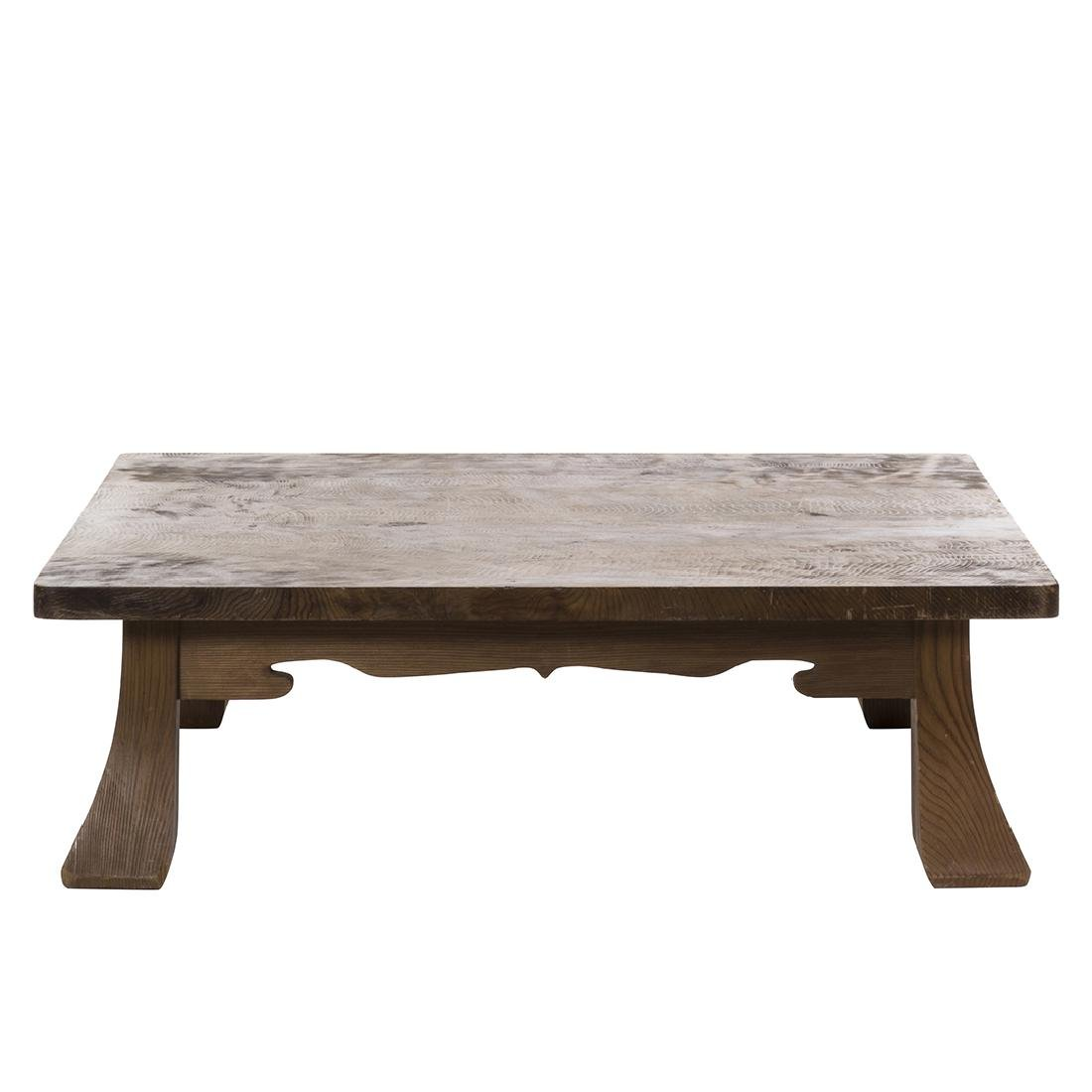 Low Craftsman Style Table
