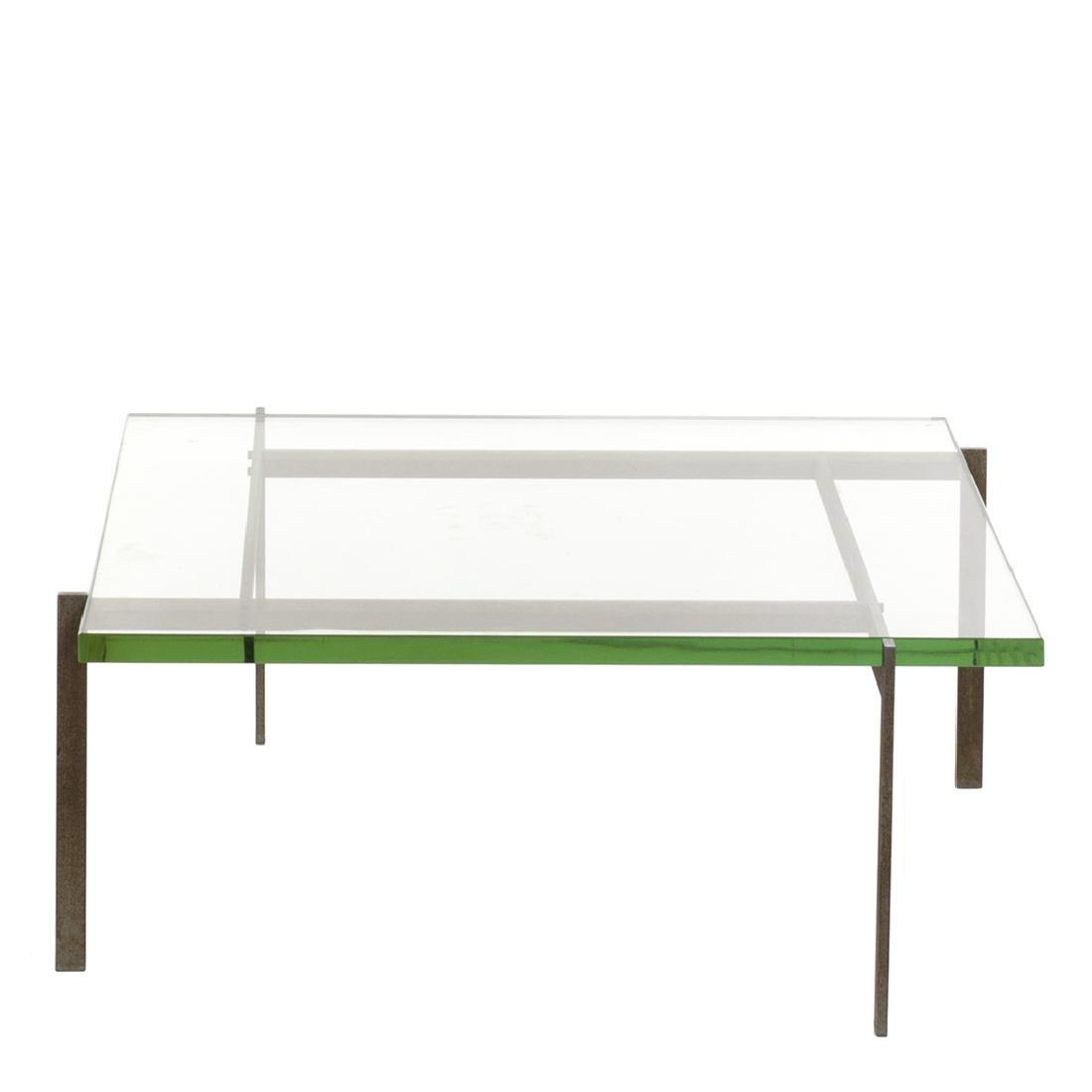 Poul Kjaerholm PK61 Coffee Table