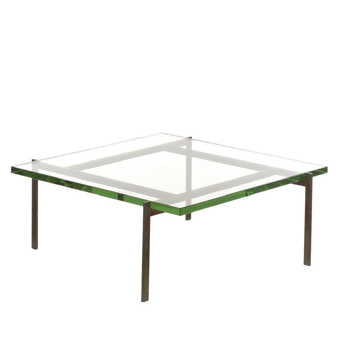 Poul Kjaerholm PK61 Coffee Table - 2