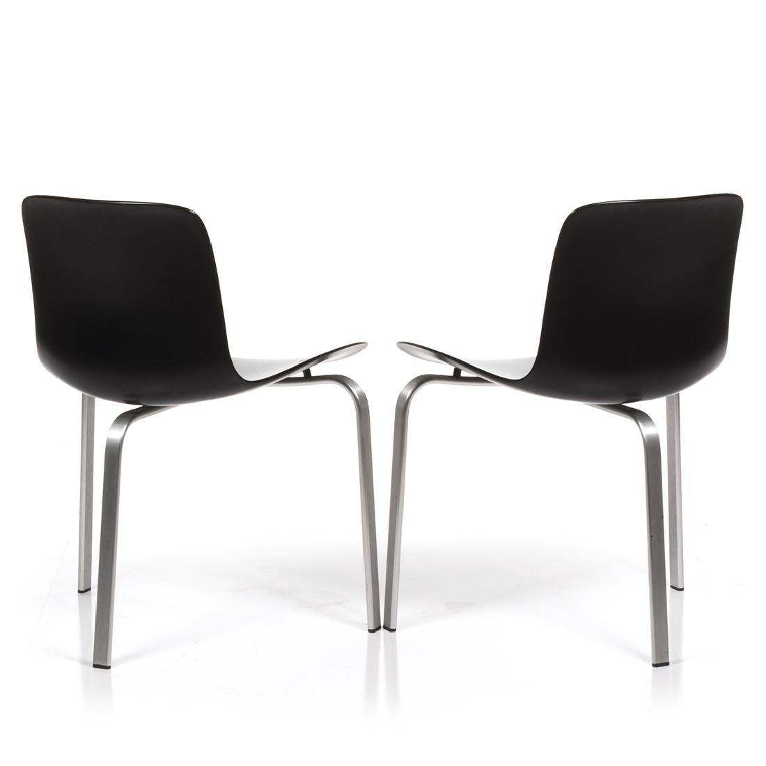 Poul Kjaerholm PK-8 Chairs (2) - 3