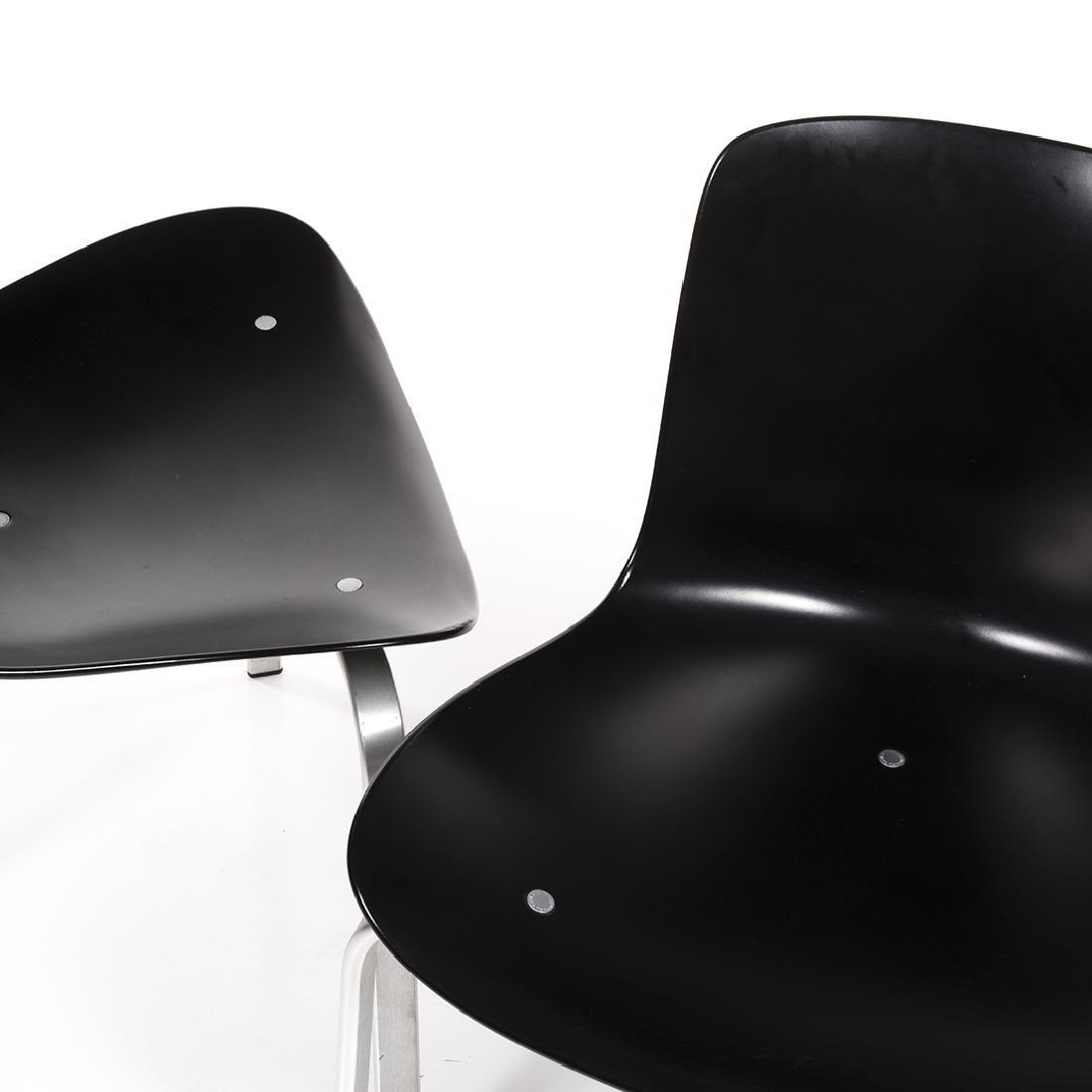 Poul Kjaerholm PK-8 Chairs (2) - 5