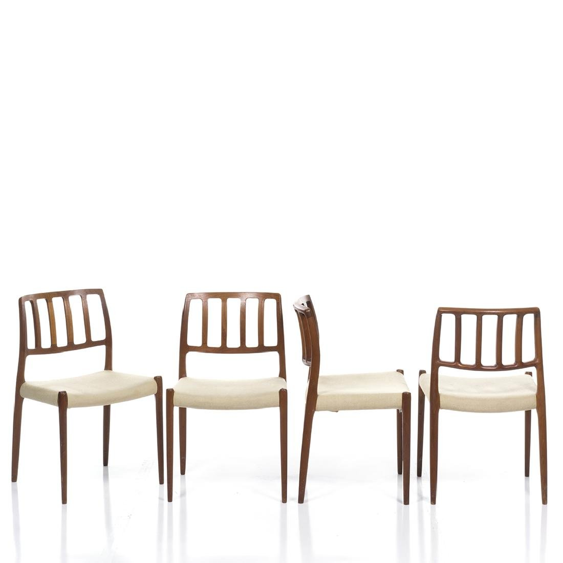 Niels Moller Dining Chairs (6) - 2