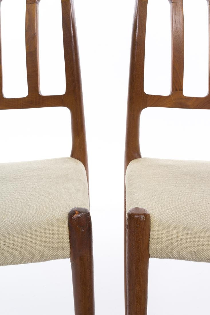 Niels Moller Dining Chairs (6) - 3