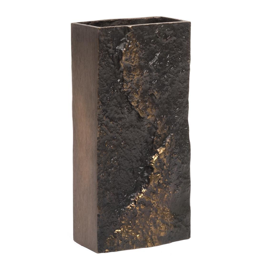 Jukka Kosonen Bronze Vase