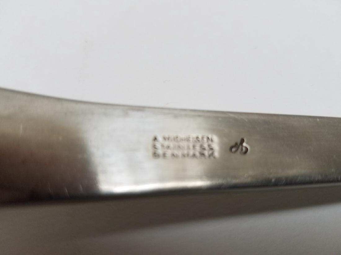 Arne Jacobsen Flatware Service for 8 (52) - 2