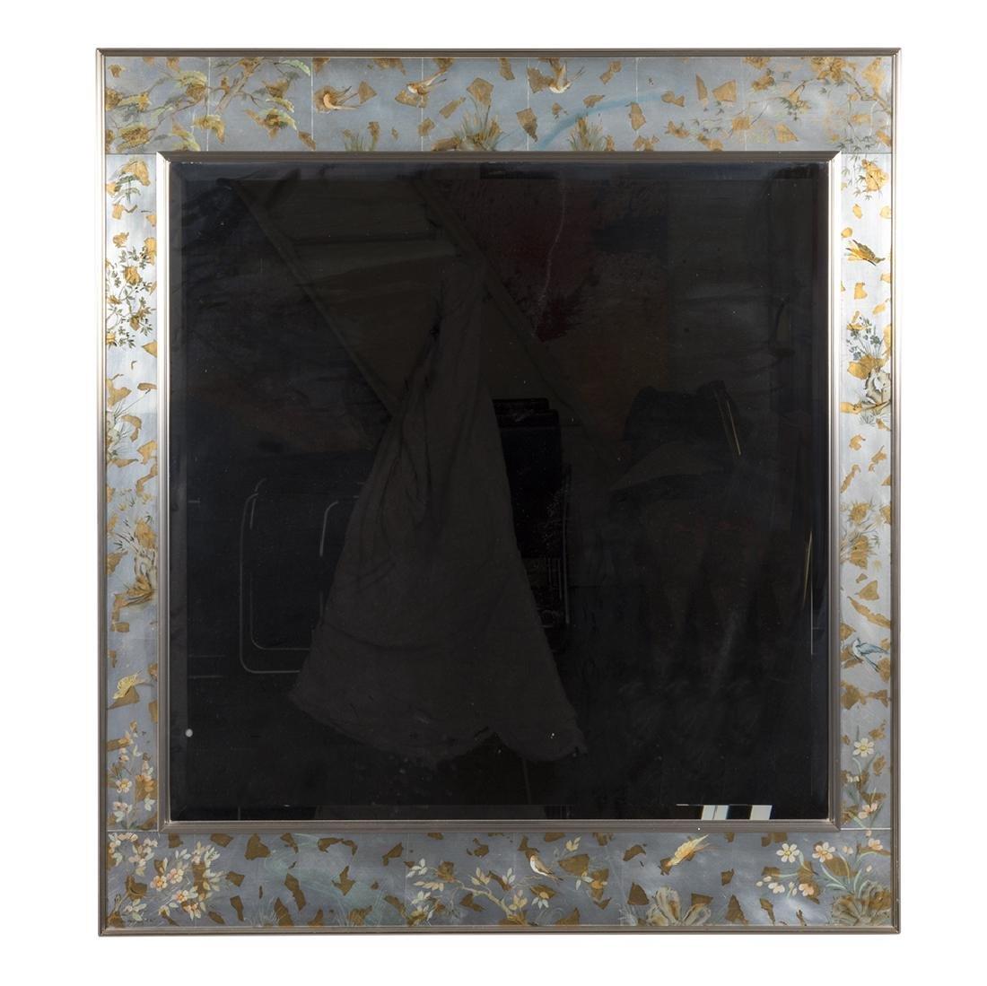 La Barge Eglomise Mirror