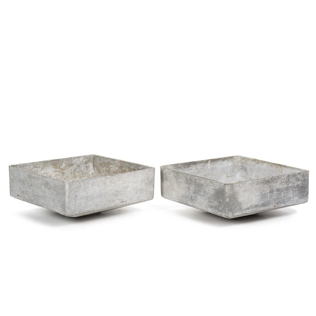 Willy Guhl Square Planters (2)
