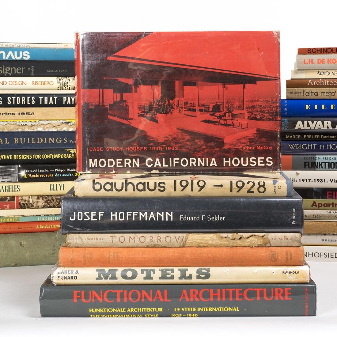 Architectural Book Collection - 2
