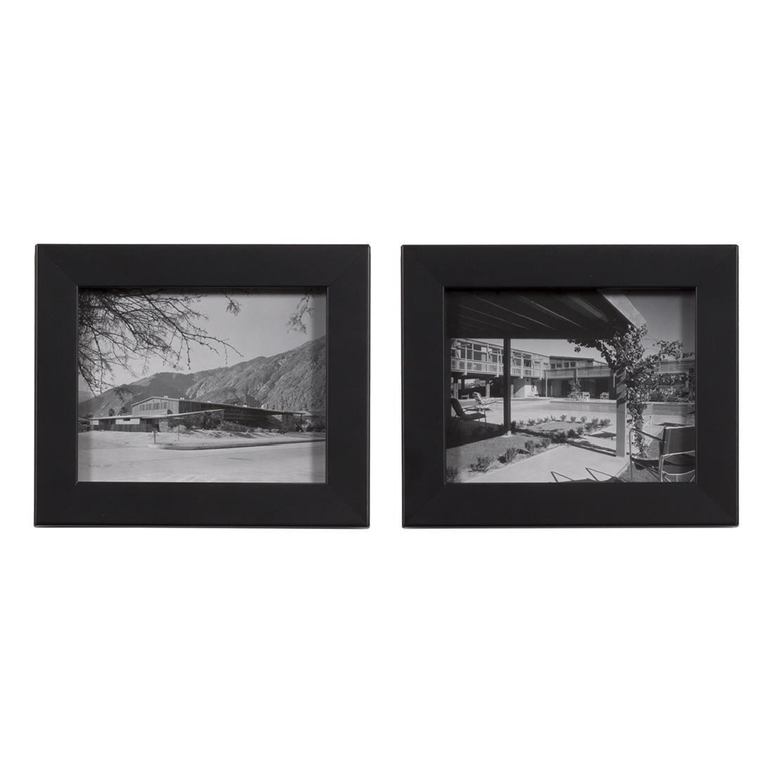 Julius Shulman William F. Cody Photographs (5) - 2